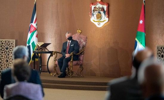 الملك يتلقى اتصالات هاتفية من قادة وأولياء عهد دول شقيقة