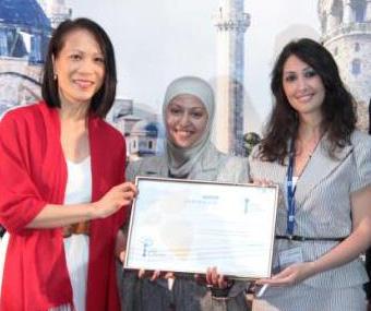 مطار الملكة علياء الدولي يحصل على شهادة الاعتماد العالمية