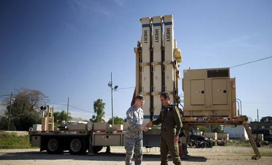 إسرائيل تكشف عن تطوير منظومة دفاع جوي جديدة بالتعاون مع الولايات المتحدة (صور)