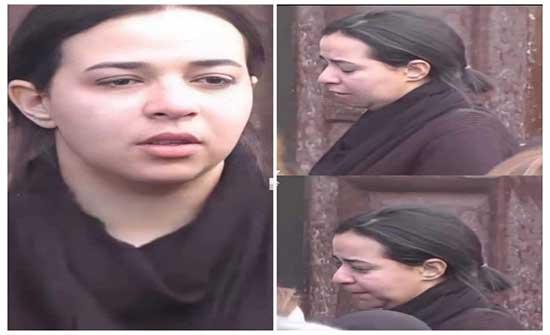 إيمي سمير غانم تزور قبر والدها في ثاني جمعة له بعد رحيله .. شاهد