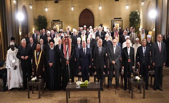 اسماء :الملك يكرم قيادات مشاركة في المؤتمر العام الثامن عشر لمؤسسة آل البيت