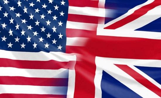 إبرام اتفاق للتجارة الحرة بين أمريكا وبريطانيا يوليو المقبل