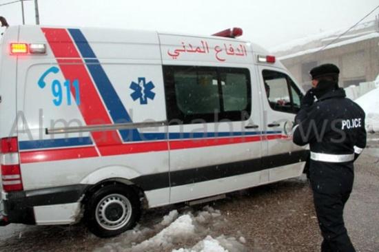 إنقاذ  7 أشخاص فقدوا  في منطقة الحسا