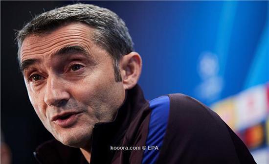 فالفيردي: أحاول الحفاظ على توازني.. ومشكلة برشلونة ليست نفسية