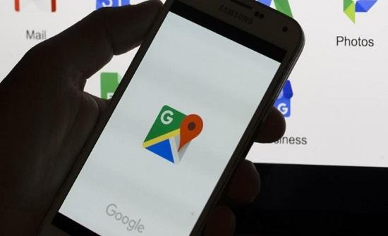 """""""خرائط غوغل"""" تطلق خاصية جديدة لمساعدة المكفوفين"""