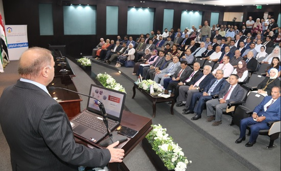 """لقاء في """"عمان العربية"""" يبحث تطوير العملية التعليمية التعلمية وتجويد المخرجات"""