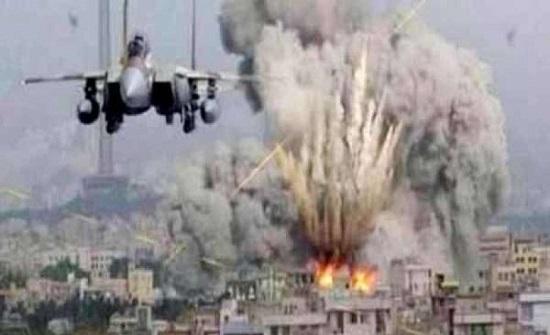 بالصور : القصف على غزة