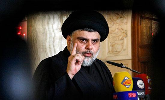 """الصدر في طهران.. وتفاهم على تهدئة الشارع وإطلاق """"إصلاحات"""""""