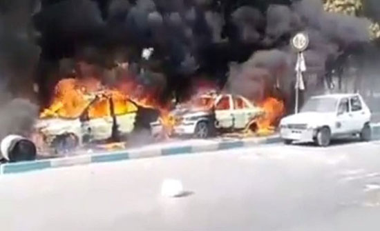 208 قتلى حصيلة احتجاجات إيران