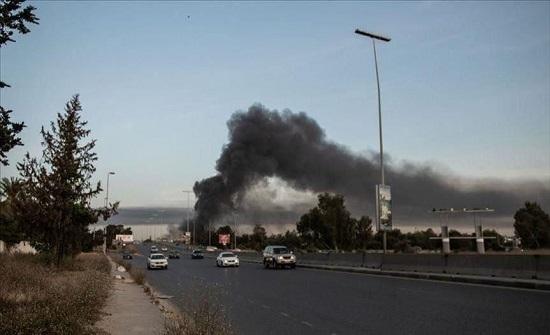 البعثة الأممية: هجمات حفتر على طرابلس قد ترقى لجرائم حرب