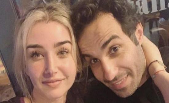 احمد فهمي غاضب بسبب الترويج لاخبار كاذبة عن مرض زوجته