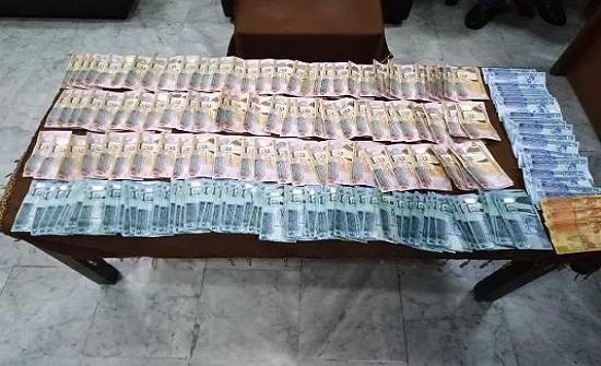 كشف زيف ادعاء موظف لحادثة سرقة 6000 دينار كانت بعهدته