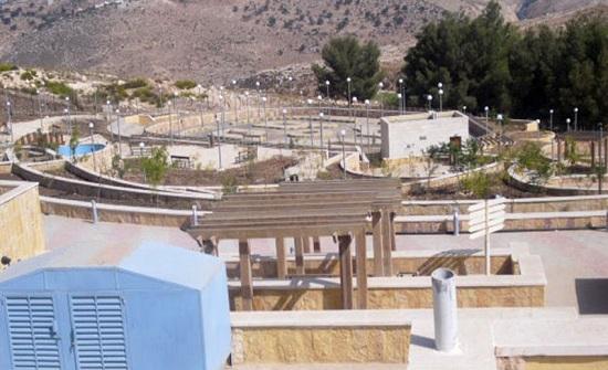 افتتاح متنزه القرية الحضرية بدير أبي سعيد أمام الزوار
