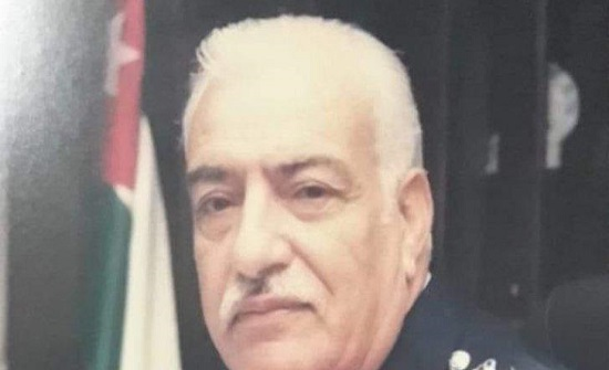 وفاة مدير الأمن العام الاسبق نصوح محي الدين