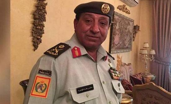 وفاة اللواء المتقاعد صابر المهايرة مساعد رئيس هيئة الأركان الأسبق