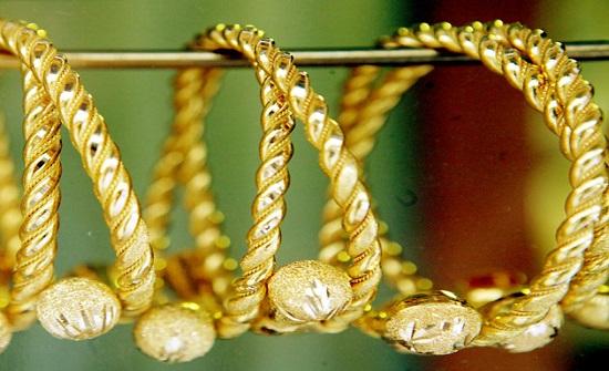 35.2 دينار غرام الذهب في السوق المحلية