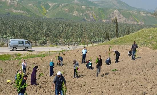 """""""ازرع وطن"""" حملة مجتمعية تسعى لتمكين صغار المزارعين الأردنيين"""