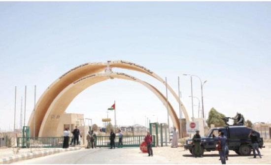 """عودة عمل آلية النقل """"Door to Door"""" أمام حركة الشحن بين الأردن والعراق"""