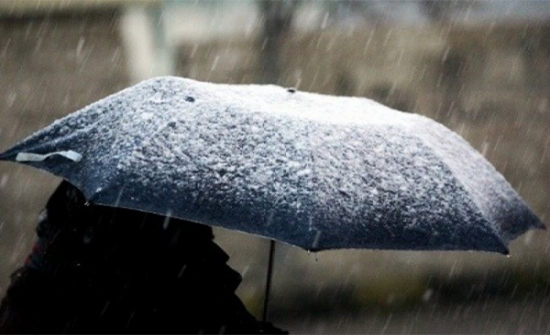 الكورة : اغلاق طريقي برقش وتُبنة بسبب تراكم الثلوج