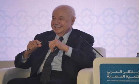 أبوغزاله يدعو المؤسسات الإعلامية العربية إلى الابتكار في أدائها الإعلامي