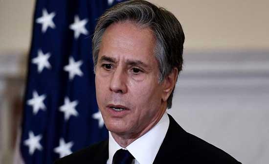 """وزير الخارجية الأمريكي يزور فرنسا الأسبوع المقبل على خلفية """"أزمة الغواصات"""""""