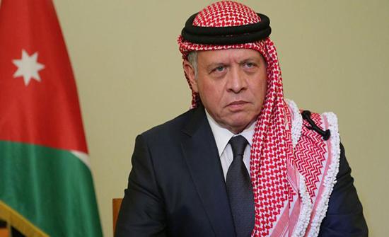 الملك يعزي الرئيس العراقي بضحايا حادث حريق مستشفى ابن الخطيب في بغداد