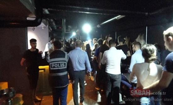 الشرطة التركية تداهم حفل فاضح في بورصة.. وغرامة إدارية كبيرة لصاحب المكان