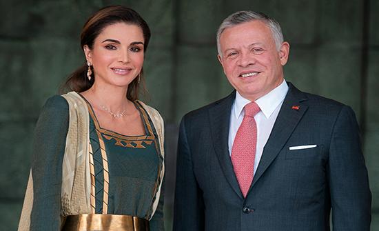 عيد ميلاد الملكة رانيا العبدالله يصادف غدا