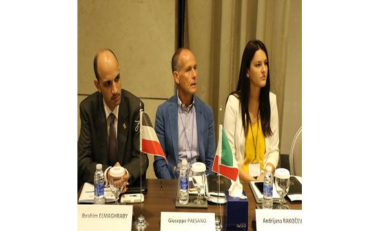 افتتاح اجتماع شبكة الزراعة العضوية للدول المتوسطية