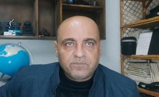 مقتل الناشط نزار بنات