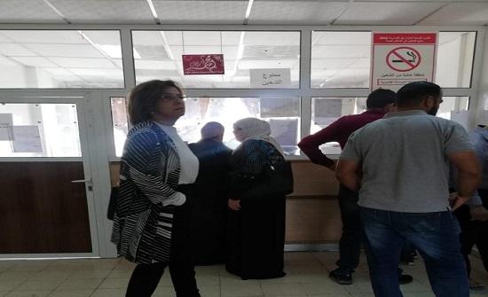 غوشة للأردنيين: لا تترددوا وقدموا ملاحظاتكم بجرأة