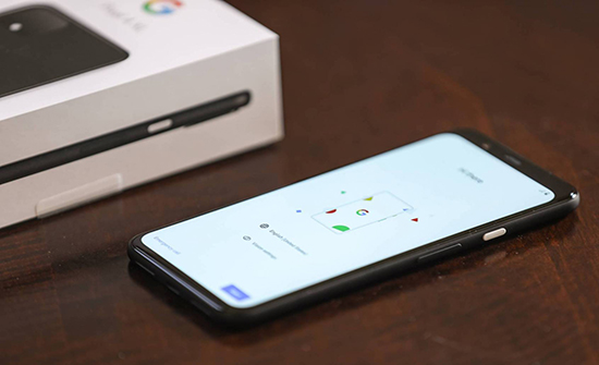 «غوغل» تحول هاتفها «بكسل 4» إلى «تليسكوب فضائي»