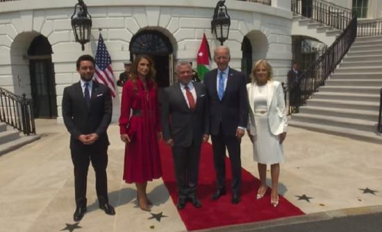 لقطات من زيارة الملك إلى العاصمة الأمريكية واشنطن