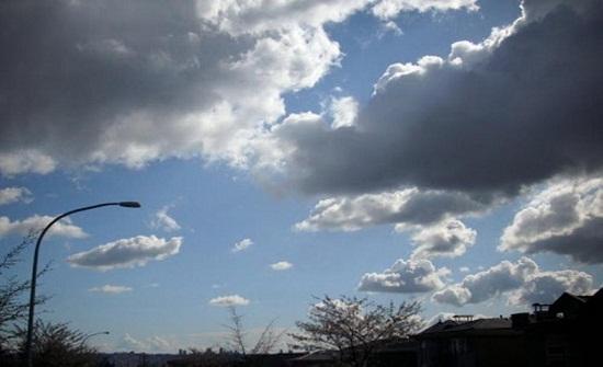 الاثنين : اجواء باردة وتوقع هطول الامطار