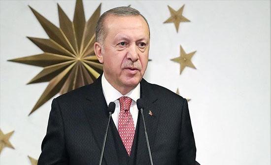 أردوغان: تركيا قريبة من دخول نادي العشرة الكبار اقتصاديا