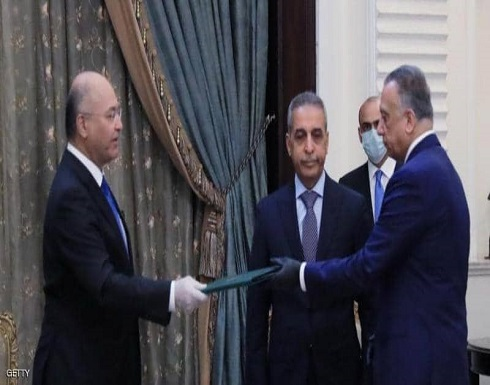 """العراق.. الكاظمي يتعهد بحكومة أفعال بعيدة عن """"الغرف المغلقة"""""""