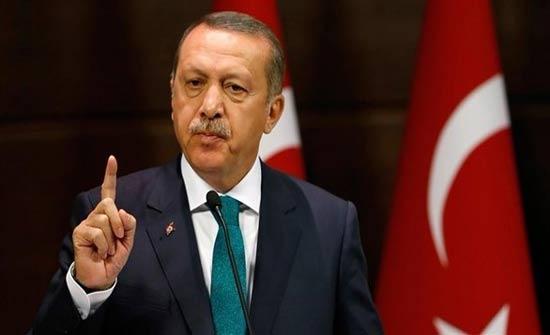 """أردوغان: أمريكا لديها """"حسابات"""" ضد تركيا وإيران وروسيا في سوريا"""