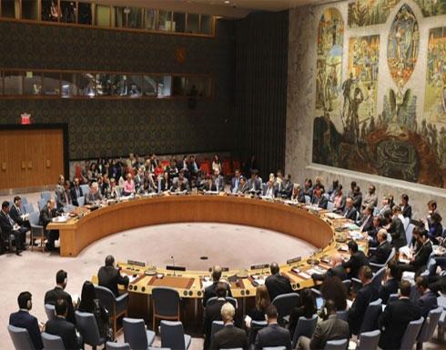 مجلس الأمن ينهي جلسته حول عفرين دون إصدار إي إدانة