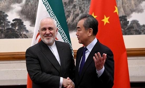 طهران وبكين تناقشان الاتفاقية الاستراتيجية المشتركة