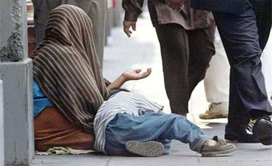 ازدياد ظاهرة التسول في شوارع مدينة مأدبا