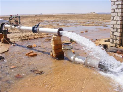 الزرقاء: ايقاف 5 آبار مياه احترازياً لارتفاع نسبة الملوحة