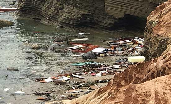 أمريكا: 3 قتلى و27 جريحاً إثر غرق قارب لتهريب المهاجرين