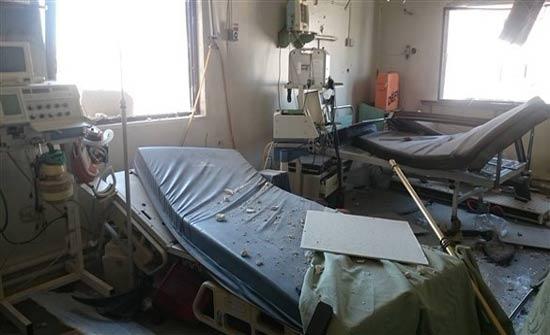 سوريا: الأمم المتحدة تندد بقصف المستشفيات