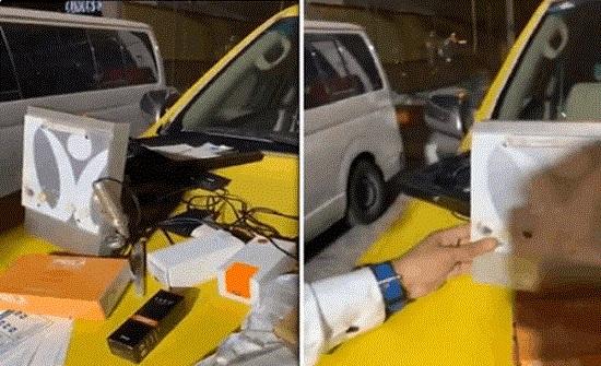 بالفيديو: مداهمة صالون تجميل في السعودية .. والكشف عن تصرفات صادمة