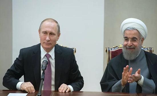 بوتين يأمل استعادة خطة العمل الشاملة للبرنامج النووي الإيراني بشكل كامل