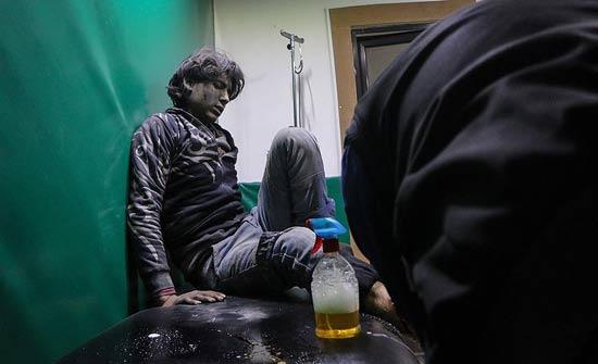 مسؤولون محليون ينفون إجلاء 700 شخص من الغوطة الشرقية المحاصرة