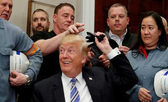 البيت الأبيض ردا على ترامب: من غير المحتمل أن يغير الحمار الوحشي خطوطه!