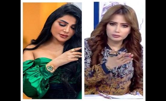 شاهدوا مي العيدان تنتقد أمل العوضي: لبسك وايد فاضح وفيه كمية عري مو معقولة