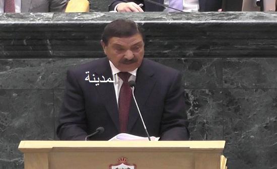 اللوزي النائب الثاني لرئيس مجلس النواب