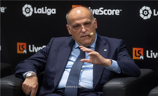 تيباس: الكلاسيكو قضية لا تخص برشلونة فقط